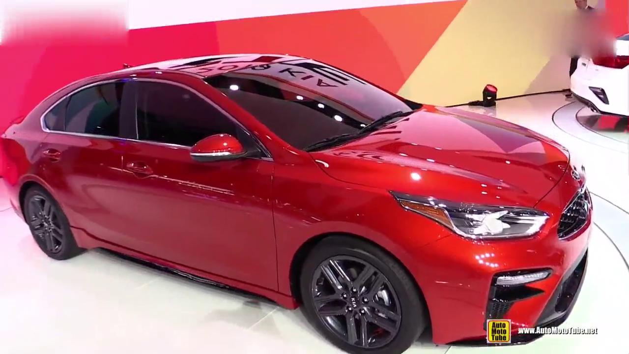 视频:2019 起亚KIA Forte EX,上市必买一辆