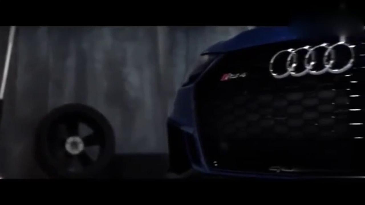 性能车新秀奥迪RS4 Avant,将于2018年第二季度进入中国市场