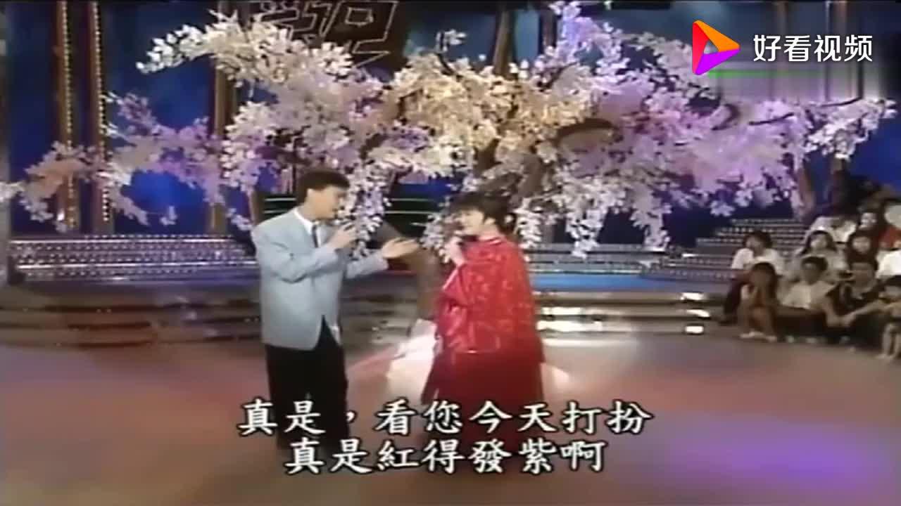 龙兄虎弟:郭美珠调侃张菲费玉清两兄弟,有一个像土匪