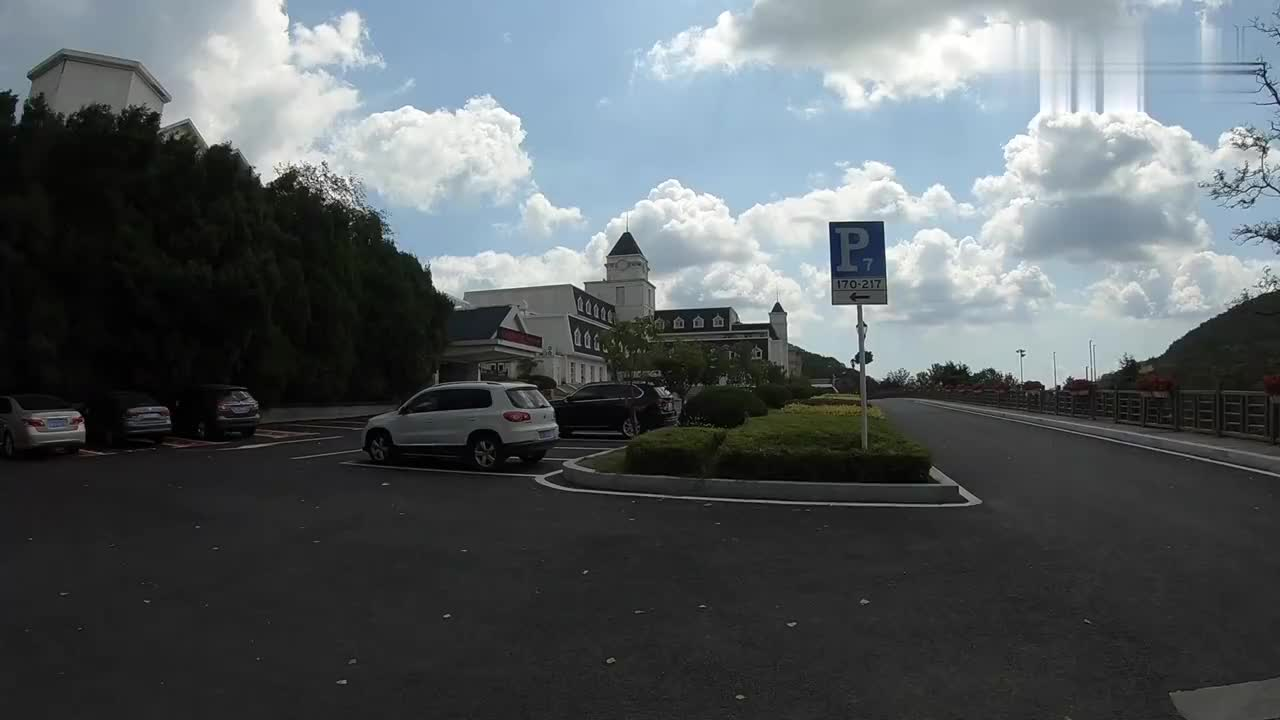 大连棒槌岛宾馆过去普通老百姓进不去现在对外开放外观像城堡