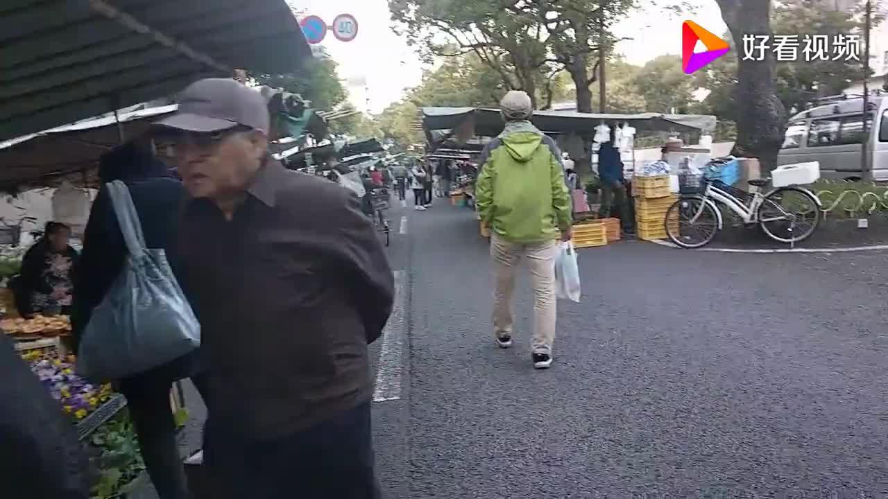 日本旅游看看四国岛农村的菜市场怎么样