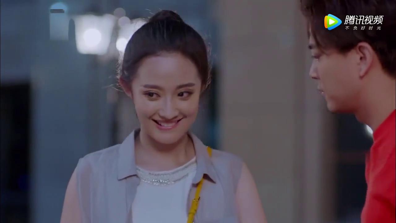 陈晓东再次告白,网友:女主娇羞的样子真可爱(1)