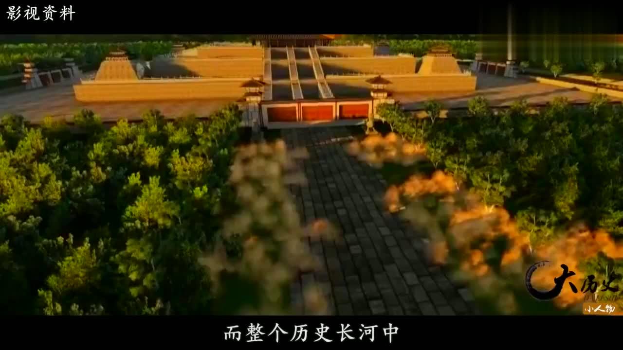 西汉的穷帝王,一块石碑防住盗墓贼,专家挖掘后真行