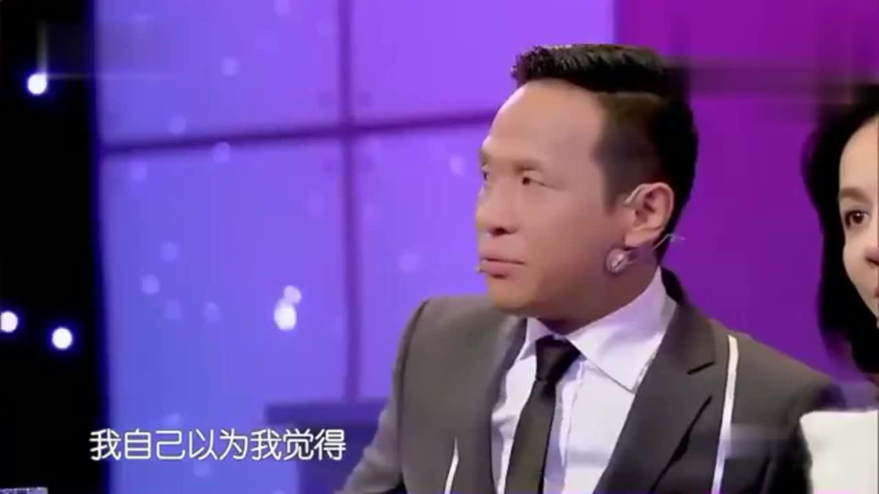 宋小宝当着刘嘉玲的面模仿梁朝伟经典回眸一笑令全场爆笑