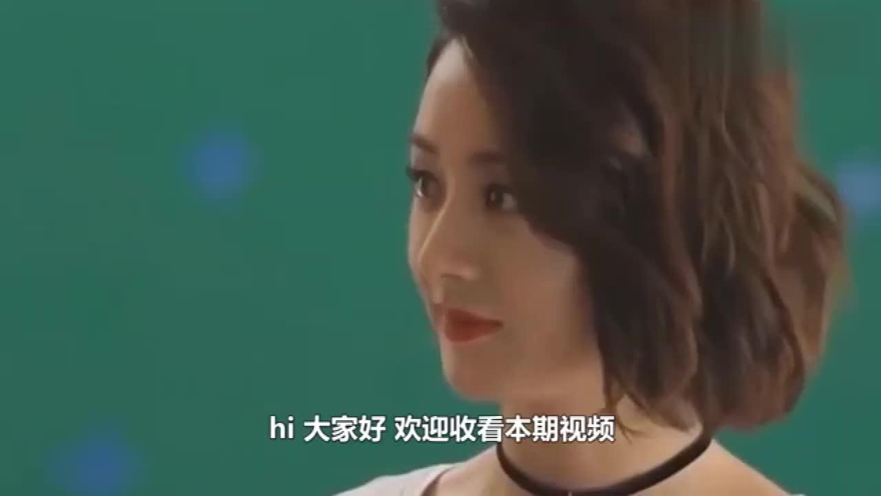 赵丽颖一遇见何炅就开心相拥谁注意到冯绍峰的表情真精彩