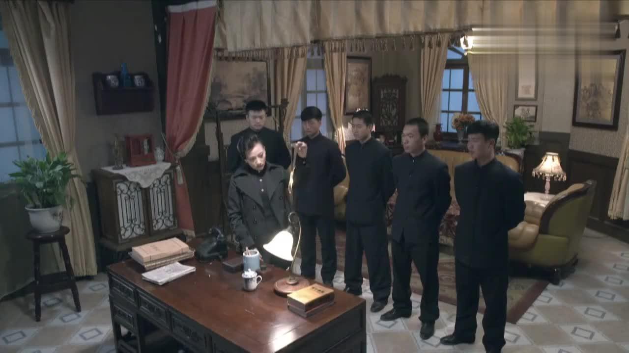 军统决定出击王文渊也深夜行动蒋老板果然养的历害人