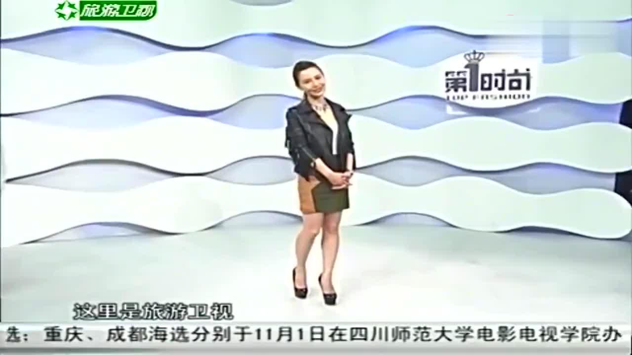孙菲菲低调有实力,作为中国超模,气场一点不输外国模特