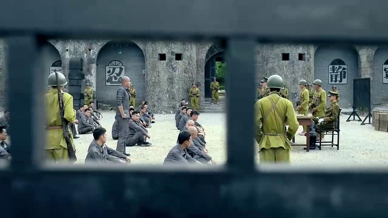 一代枭雄 38集:辅堂为争取探视权,不幸被关起来注射药物