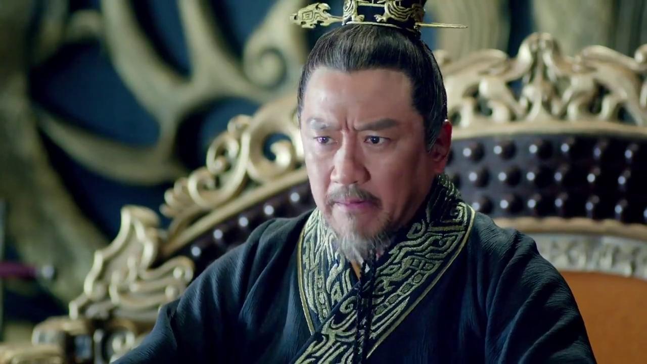 蔡荃就像个小钢炮,抓住誉王的小辫子一顿轰炸,誉王无从辩解!