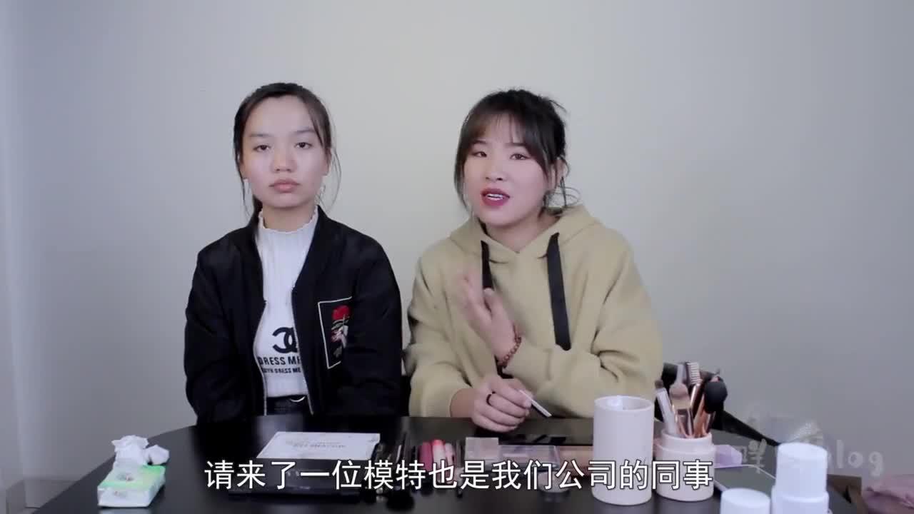 美妆教程:妹子教学日常妆容,从修眉毛开始,手残党学起来