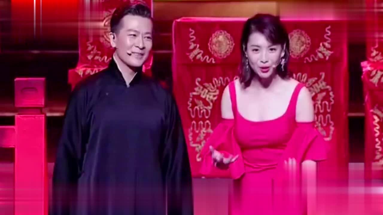 王珮瑜于毅高手过招共同演绎精彩京剧片段