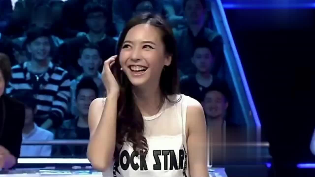 60后马景涛节目中大胆表白80后的她感动不已如今却已成前妻