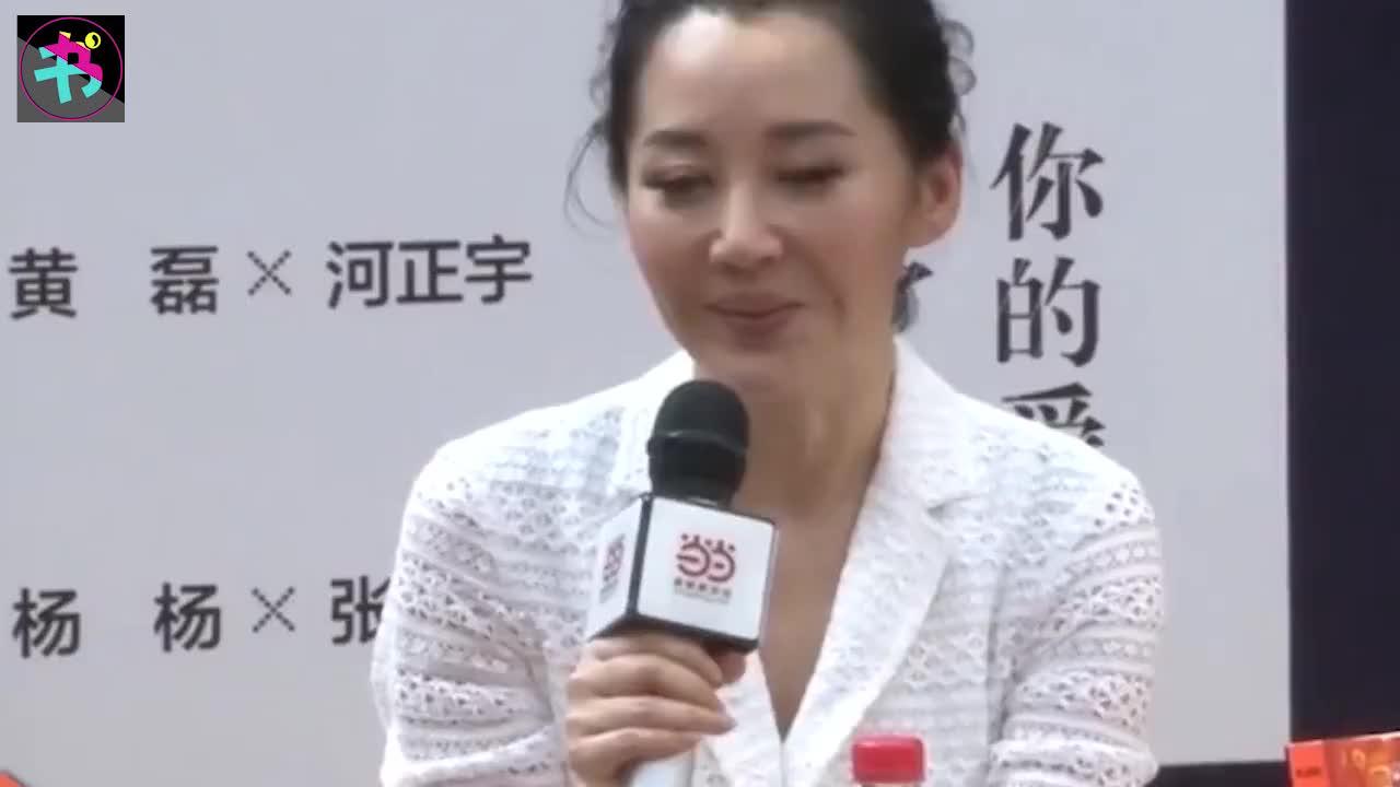 许晴当年有多美出道便与名导合作电视剧冯小刚说她是梦中情人