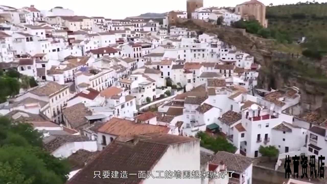 世界上有一村庄,被巨石压住已有600年,村民出门都不用带伞。