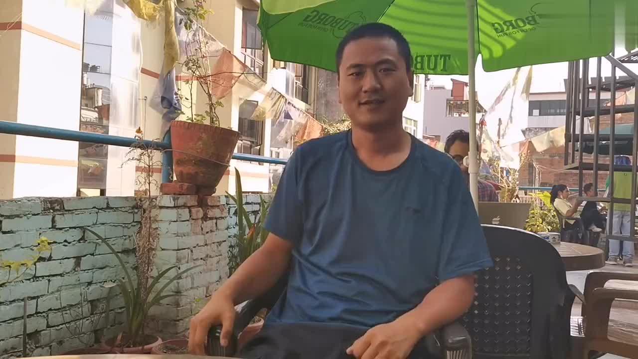 在尼泊尔旅游,体验这里的男女混住青旅,你会选择住在这里吗?