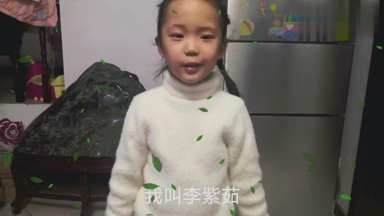 五岁中班宝宝放学干了什么,笑的老母亲眼泪哗哗的!
