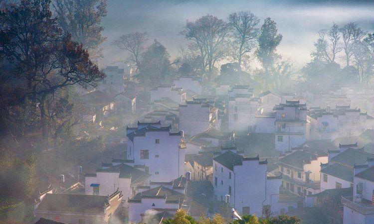 """""""最美乡村""""江西婺源,万顷花海,带你领略春季最美风光"""