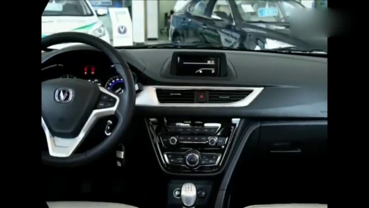 视频:便宜买好车,6万元家庭轿车长安悦翔V7