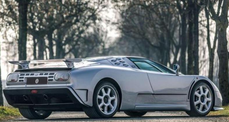 1500匹马力!布加迪又发布新车,取代赤龙成最贵最快的布加迪
