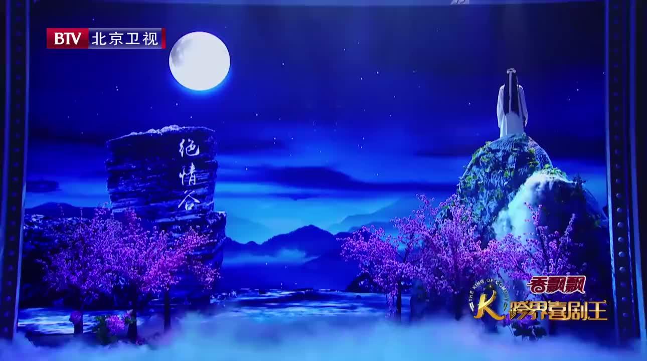 跨界喜剧王李菁饰大雕中的是剑伤小龙女却当做脱臼来治
