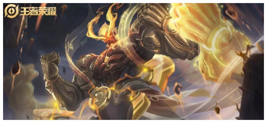 男主角是创世神_王者荣耀: 创世神盘古登场, 控制比牛魔还多, 完克所有射手