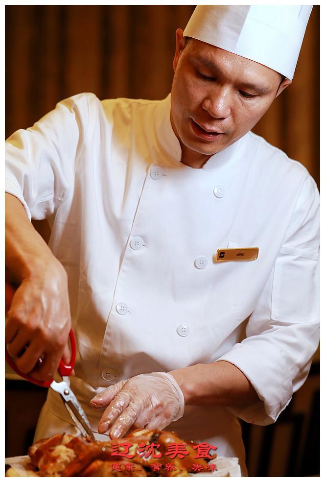 米其林二星餐厅名厨再次客座沈阳,正港烧腊的顶尖飨宴