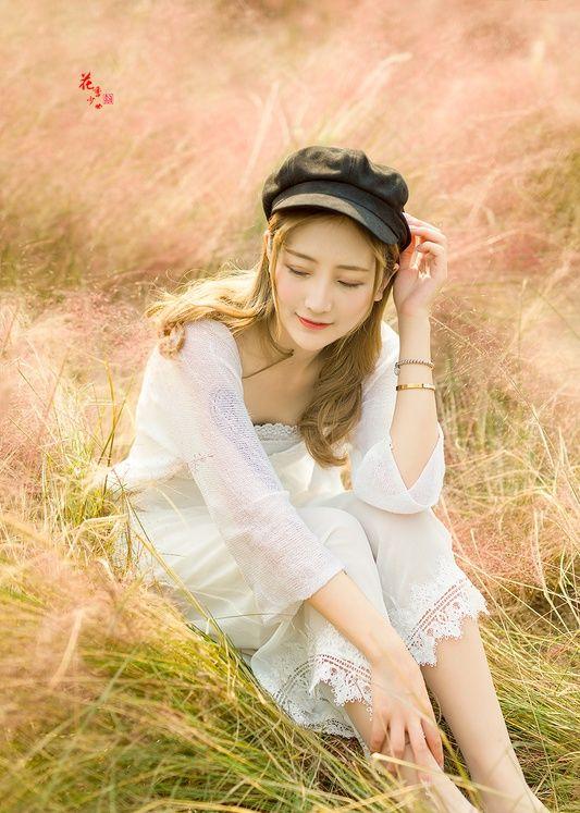 艺术摄影:花季少女,娇嫩如雪的肌肤!
