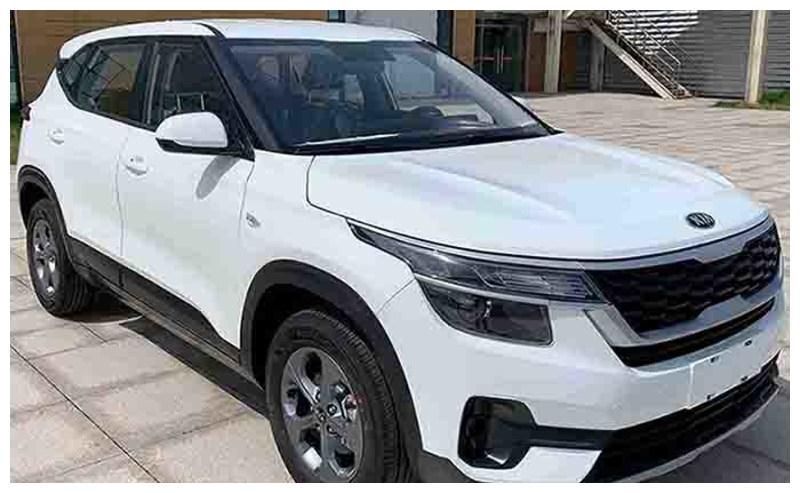 国产全新起亚KX3申报图曝光 9月5日首发