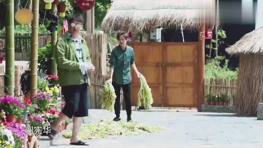 刘国梁做客蘑菇屋,竟兴奋异常,还有去奥运村的感觉!