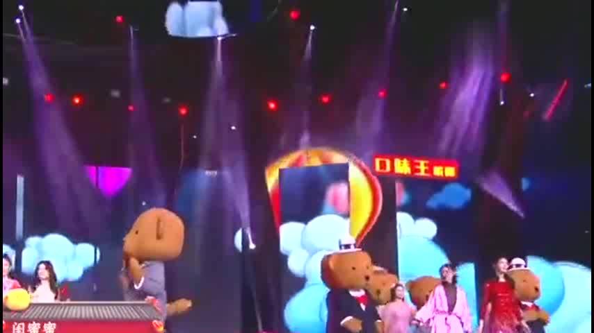 谢娜陈乔恩江一燕奚梦瑶 《闺蜜蜜》友谊万岁