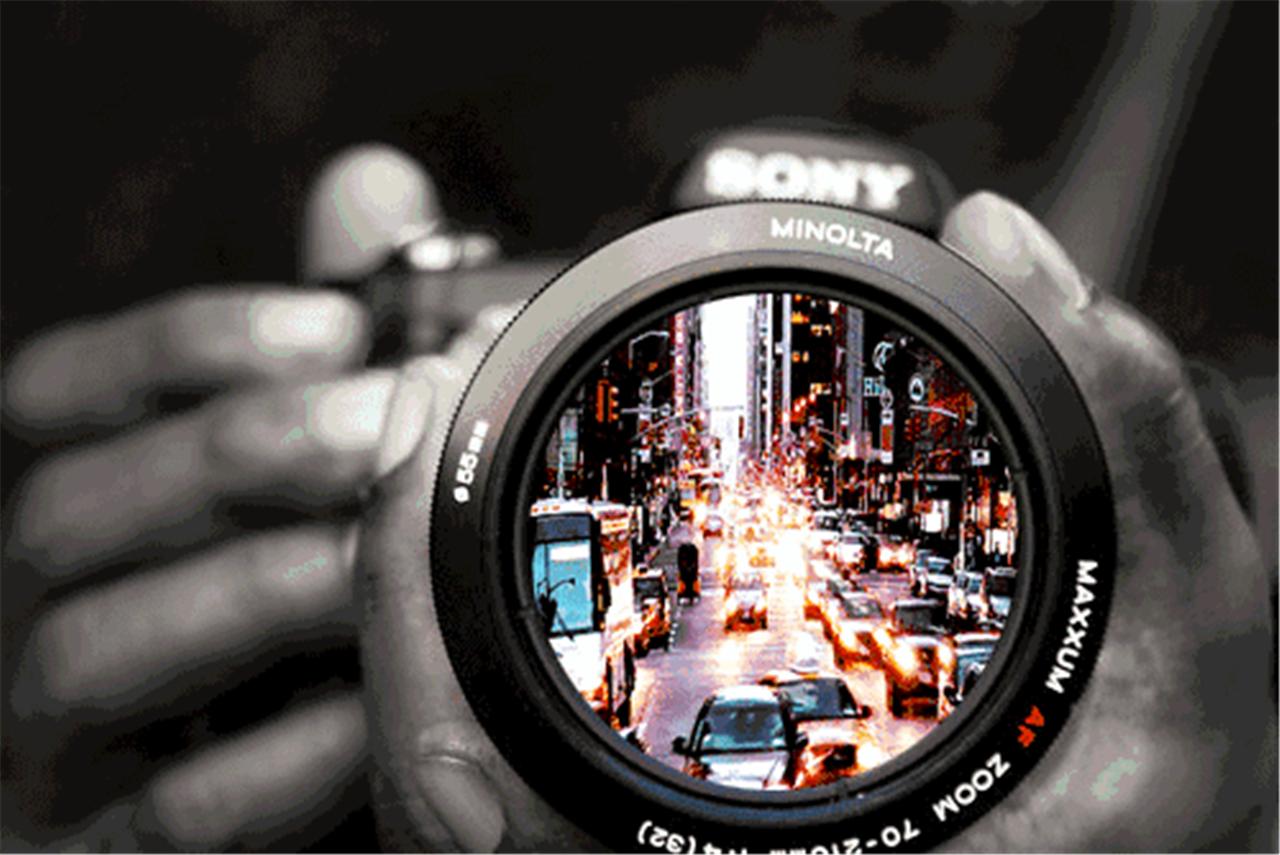 """黑科技相机!专为盲人设计,通过触摸感知世界,盲人也能""""看"""""""