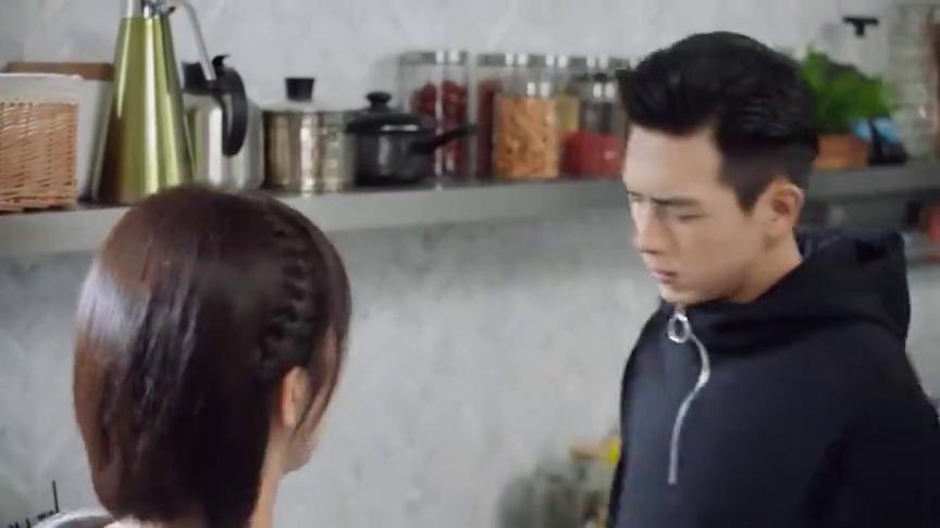 亲爱的,热爱的:佟年芒果过敏,韩商言:你孙悟空吗?