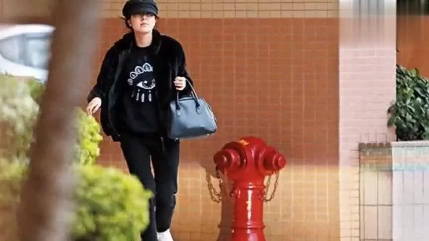 唐咏诗马国明连日低调约见, 男方称只是顺路接送