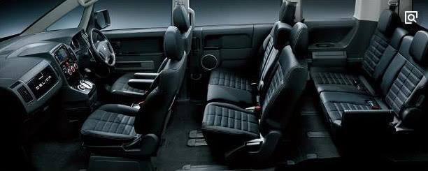 全球唯一一款四驱越野MPV终换代!7座配8AT变速箱,油耗..