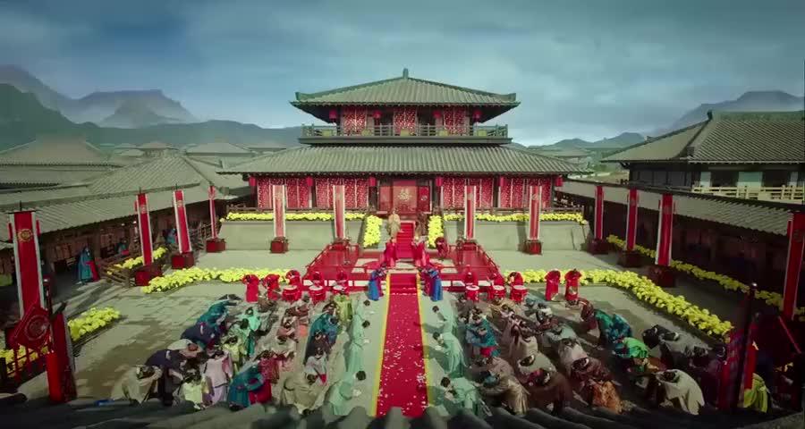 结婚拜堂现场皇帝亲自参加,不料新郎还是被老太爷给嘲讽了