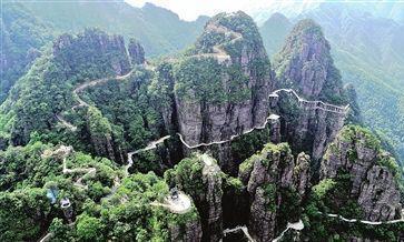 贵港市北帝山旅游区完成投资4.2亿元