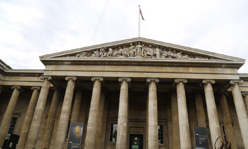 大英博物馆的收藏