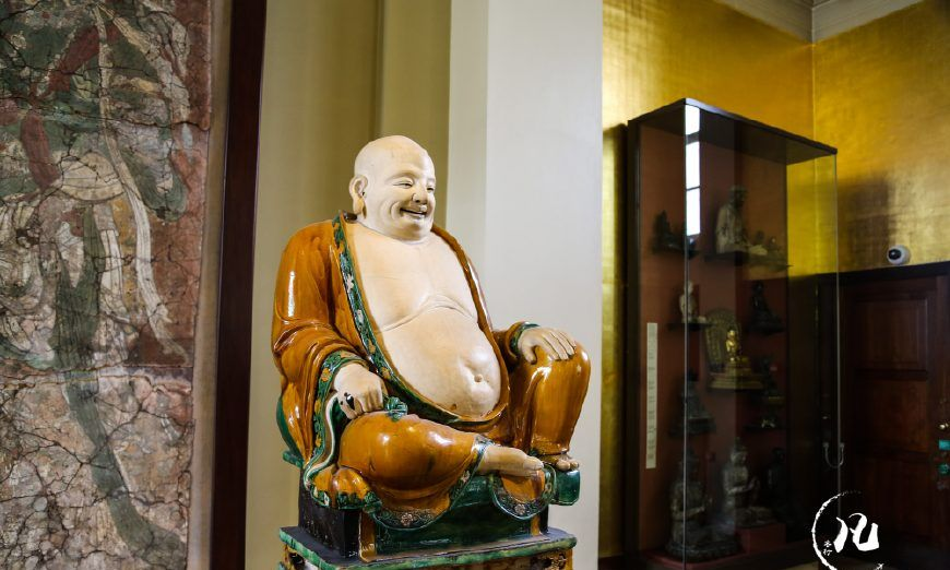 大英博物馆的中国珍宝
