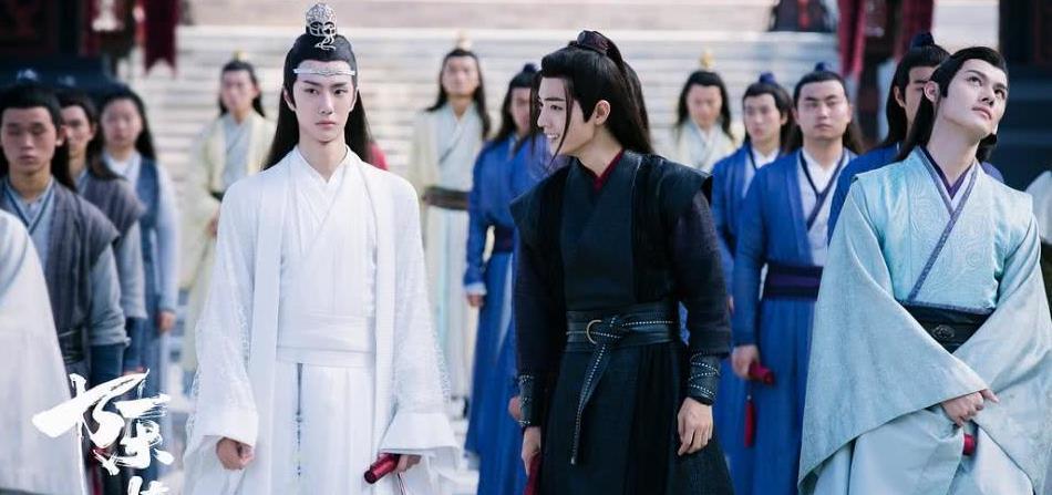 《陈情令》选角,先确定师姐,因笑容选肖战,杨夏看中王一博气质