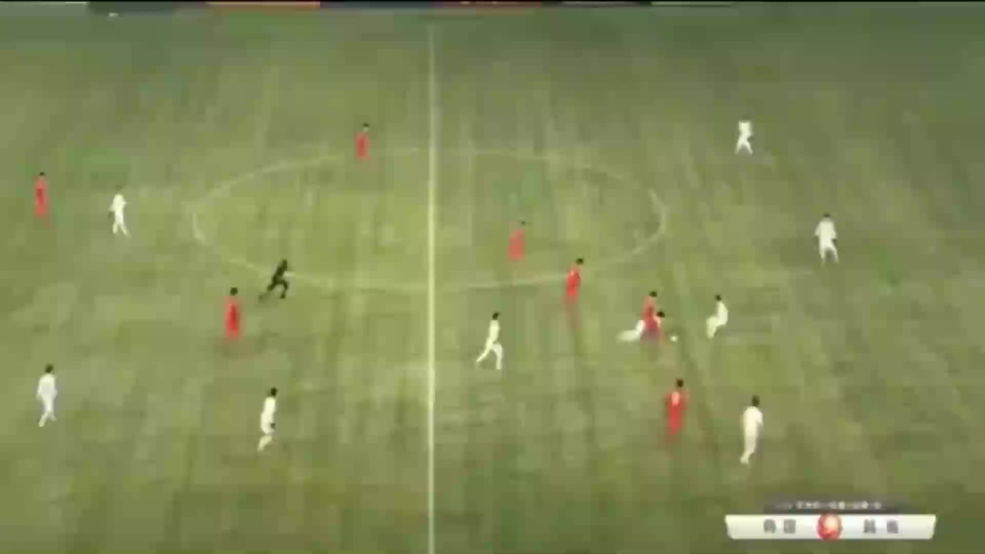U23越南门将悠然抱住韩国勺子点球,名场面