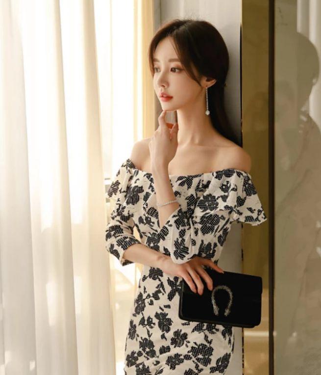 韩国名模孙允珠:好多人都想和她在一起,包括你吗?
