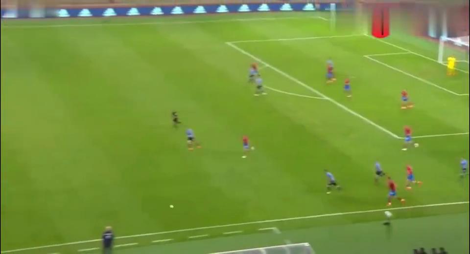 中国杯捷克世界级反击太犀利乌拉圭后卫世界级回防国足该看看