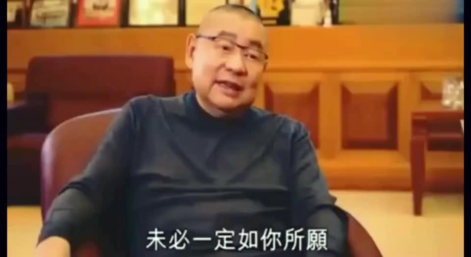 刘銮雄讲述为了生意每天睡四小时很辛苦并直言要和长子相处好