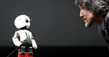 和机器人聊天聊什么比较好