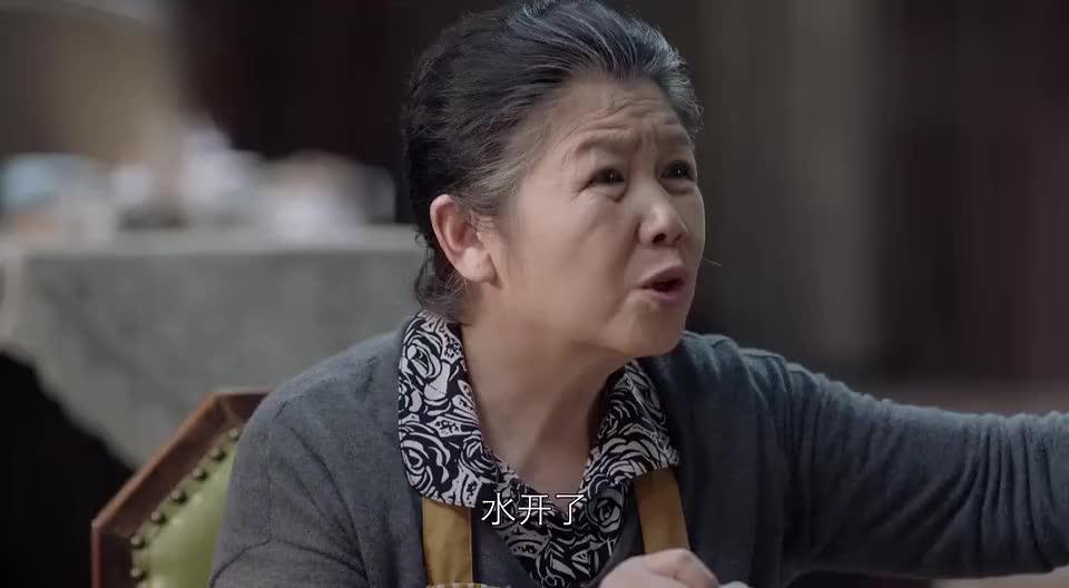 老母亲老年痴呆看谁都是儿子一直为儿子包饺子感动哭了