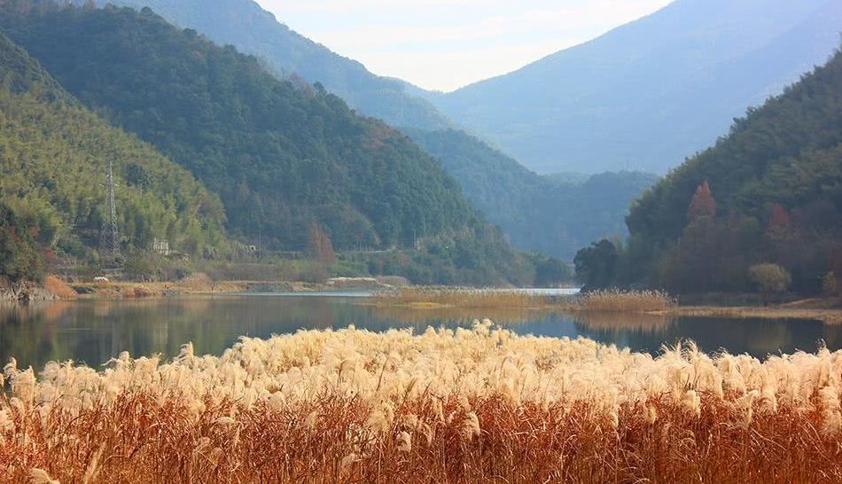 15个赏秋地,色彩斑斓,天凉好赏秋