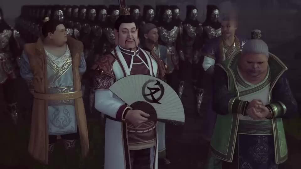 画江湖之不良人林轩和公主闯进朱雀门 焊魃和孟婆皇城对决