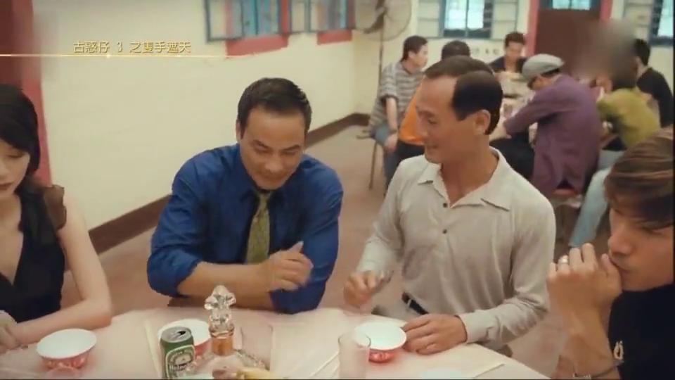 古惑仔:山鸡再回洪兴社,却成了陈浩南小弟的小弟的小弟
