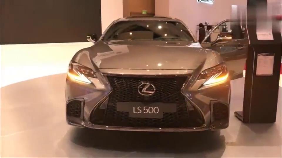 视频:看看这辆2018款雷克萨斯LS500,买不买奔驰S级自己拿主意