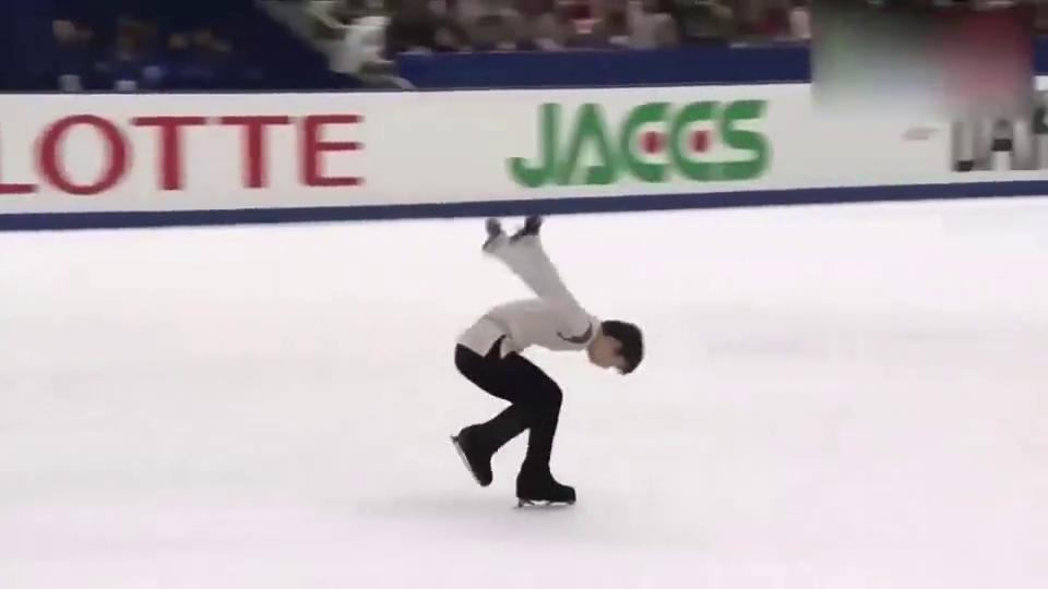 羽生结弦完美演绎《阴阳师》,高分花样滑冰刷新世界纪录!